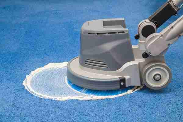 Carpet Cleaning encapsulation method