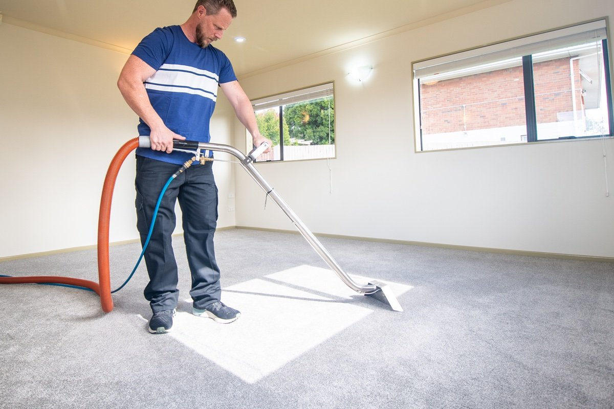 Ecosan professional carpet cleaning